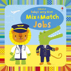 Baby's very first mix and match jobs-BuyBookBook
