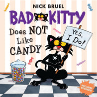 Bad Kitty Does Not Like Candy-BuyBookBook