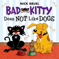 Bad Kitty Does Not Like Dogs-BuyBookBook