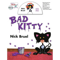 Bad Kitty Storytime Set (Book with CD)-BuyBookBook