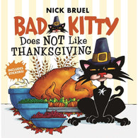 Bad Kitty Does Not Like Thanksgiving-BuyBookBook