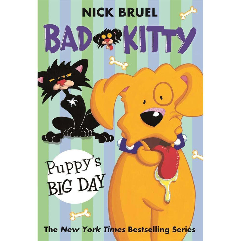 Bad Kitty Puppy's Big Day-BuyBookBook
