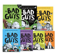 The Bad Guys Episode 1-7 Collection (7 Book)-BuyBookBook