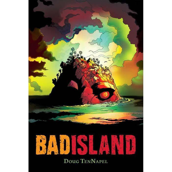 Bad Island-BuyBookBook