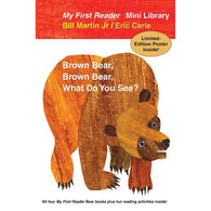 Bear Book Readers Collection (Eric Carle)-BuyBookBook