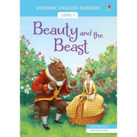 Usborne English Readers (L1) Beauty and the Beast (QR Code)-BuyBookBook