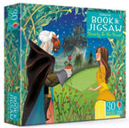 Beauty and the Beast picture book and jigsaw-BuyBookBook