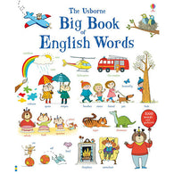 Usborne Big Book of English Words-BuyBookBook