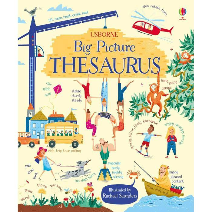 Big picture thesaurus-BuyBookBook