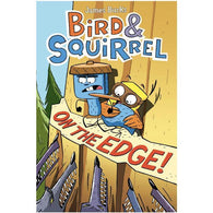 Bird & Squirrel #3 On the Edge!-BuyBookBook