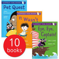 Bloomsbury Young Readers Collection (10 Books)-BuyBookBook