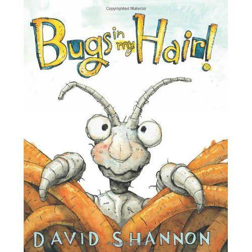 Bugs in My Hair! (Hardback)-BuyBookBook