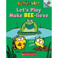 Bumble and Bee #02 Let's Play Make Bee-lieve (Acorn)-BuyBookBook