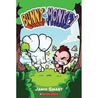 Bunny VS Monkey #01-BuyBookBook
