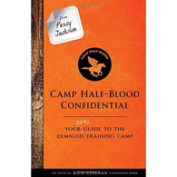 Camp Half-Blood Confidential - Your Real Guide to the Demigod Training Camp (Hardback)-BuyBookBook