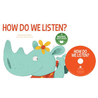 Cantata Learning How Do We Listen? (Book + CD)-BuyBookBook