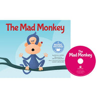 Cantata Learning Mad Monkey (Book + CD)-BuyBookBook