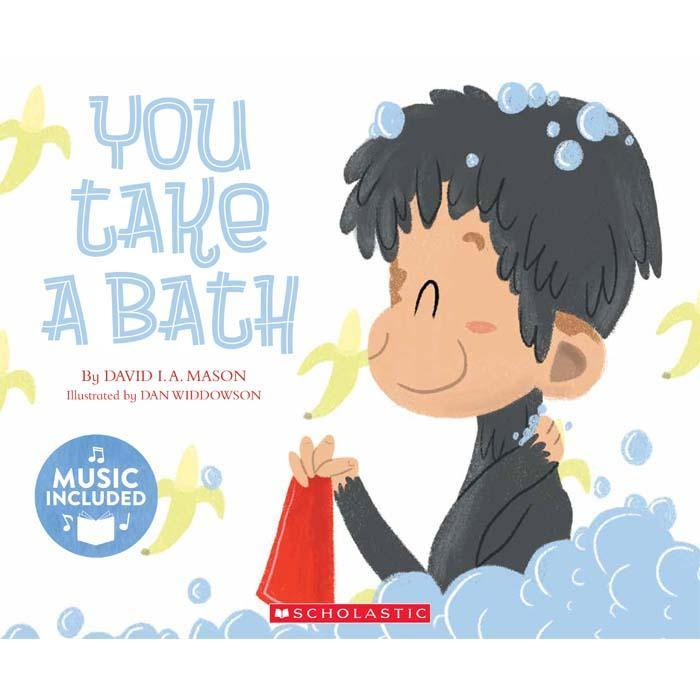 Cantata Learning You Take a Bath (Book + CD)-BuyBookBook