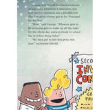 Captain Underpants #02 and the Attack of the Talking Toilets Color (Paperback)-BuyBookBook