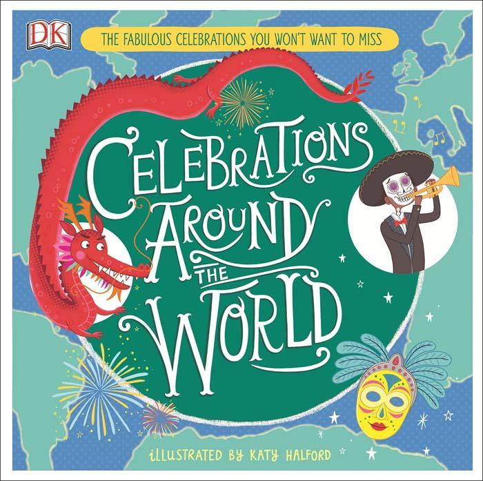 Celebrations Around the World (Hardback)-BuyBookBook