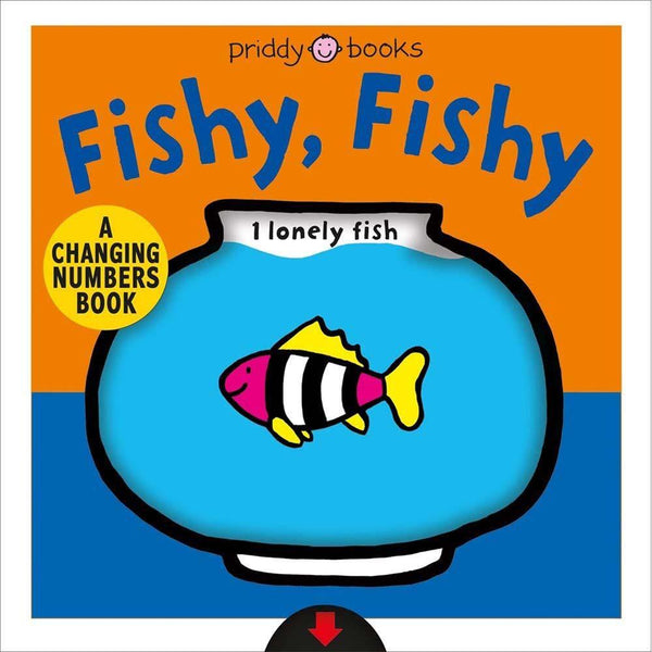 Changing Picture Book, A : Fishy, Fishy-BuyBookBook