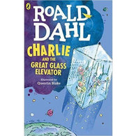 Charlie and the Great Glass Elevator-BuyBookBook