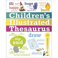 Children's Illustrated Thesaurus (Hardback)-BuyBookBook