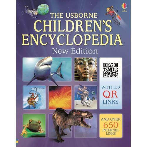 Children's Encyclopedia (Paperback) (with QR code)-BuyBookBook