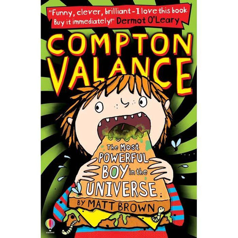 Compton Valance 01 - The Most Powerful Boy in the Universe-BuyBookBook