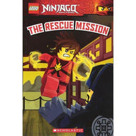 LEGO Ninjago #11 The Rescue Mission-BuyBookBook