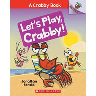 Crabby Book, A #02 Let's Play, Crabby!-BuyBookBook
