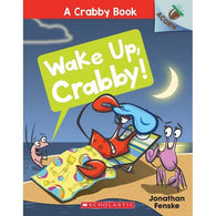 Crabby Book, A #03 Wake Up, Crabby! (Acorn)-BuyBookBook