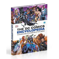 DC Comics Encyclopedia (Hardback)-BuyBookBook