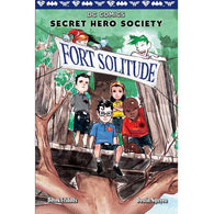 DC Comics Secret Hero Society #02 Fort Solitude-BuyBookBook