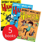 Danny Wallace's Hamish Collection (5 Books)-BuyBookBook