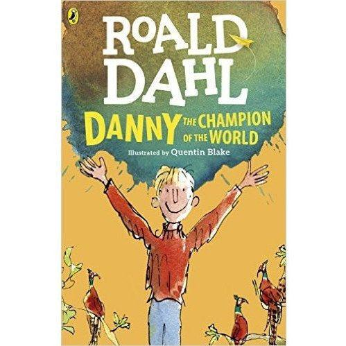 Danny the Champion of the World-BuyBookBook