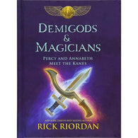 Demigods & Magicians: Percy and Annabeth Meet the Kanes (Hardback)-BuyBookBook
