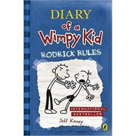 Diary of a Wimpy Kid #02: Rodrick Rules-BuyBookBook