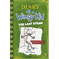 Diary of a Wimpy Kid #03: The Last Straw-BuyBookBook