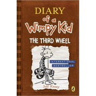 Diary of a Wimpy Kid #07: The Third Wheel-BuyBookBook