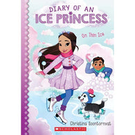 Diary of an Ice Princess #03 On Thin Ice-BuyBookBook