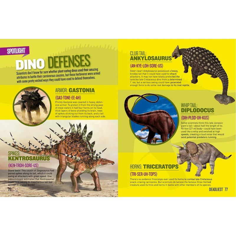 Dino Records (National Geographic Kids)-BuyBookBook