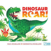 Dinosaur Roar! (Board Book)-BuyBookBook