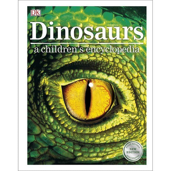 Dinosaurs A Children's Encyclopedia (Hardback)-BuyBookBook