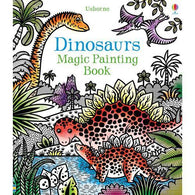Usborne Dinosaurs Magic Painting Book-BuyBookBook