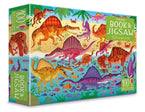 Dinosaurs puzzle book and jigsaw-BuyBookBook
