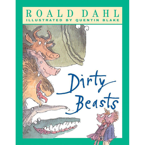 Dirty Beasts-BuyBookBook