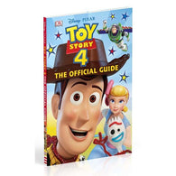Disney Pixar Toy Story 4 The Official Guide (Hardback)-BuyBookBook