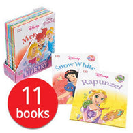 Disney Princess The Enchanted Library Collection (11 Books)-BuyBookBook