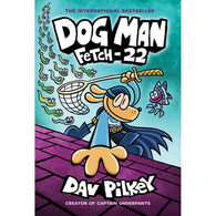 Dog Man #08 Fetch-22 (Paperback)-BuyBookBook
